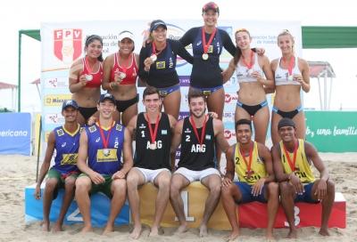 Lima (Peru) - 07.04.2019 - Classificatório Sul-Americano ao Mundial Sub-21