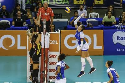 Belo Horizonte (MG) - 21.04.2019 - Final da Superliga Cimed feminina - Itambé/Minas x Dentil/Praia Clube