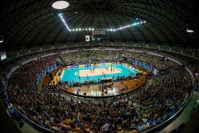 Uberlândia (MG) - 26.04.2019 - Final da Superliga Cimed feminina - Dentil/Praia Clube x Itambé/Minas