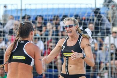 Itapema (SC) - 14.05.2019 - Circuito Mundial de vôlei de praia