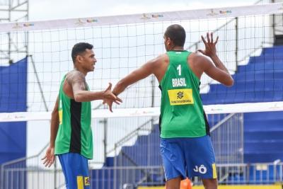 Itapema (SC) - 15.05.2019 - Circuito Mundial de vôlei de praia