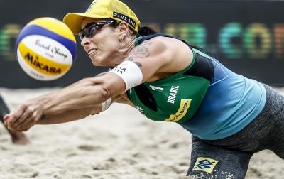 Itapema (SC) - 18.05.2019 - Circuito Mundial de vôlei de praia
