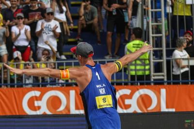 Itapema (SC) - 19.05.2019 - Circuito Mundial de vôlei de praia