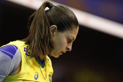 Brasília (DF) - 22.05.2019 - Liga das Nações - Brasil x República Dominicana