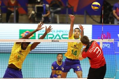 Cuiabá (MT) - 22.06.2019 - Liga das Nações - Brasil x Alemanha