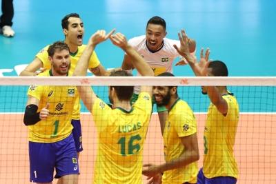 Cuiabá (MT) - 23.06.2019 - Liga das Nações - Brasil x Rússia