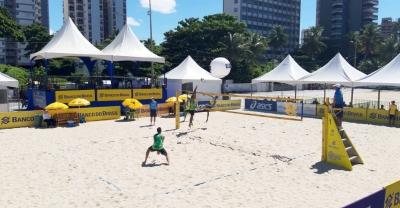 Jaboatão (PE) - 09.06.2019 - Circuito Brasileiro Challenger
