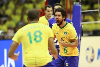 Brasília (DF) - 29.06.2019 - Liga das Nações - Brasil x Canadá