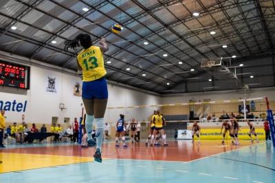 Santa Rita do Sapucaí (MG) - Desafio Internacional de Voleibol - 06.07.2019