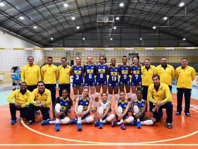 Santa Rita do Sapucaí (MG) - Desafio Internacional de Voleibol - 07.07.2019