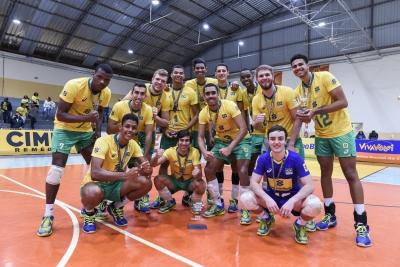Santa Rita do Sapucaí (MG) - Desafio Internacional de Voleibol - 03.08.2019