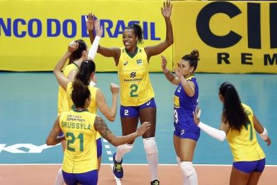 Suzano (SP) - Amistoso - Brasil x Argentina - 18.08.2019