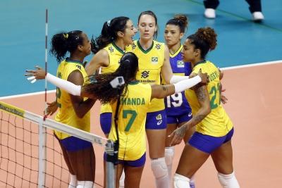 Suzano (SP) - Amistoso - Brasil x Argentina - 20.08.2019