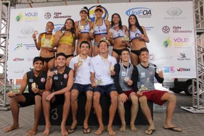 Volta Redonda (RJ) - 20.10.2019 - CBI Sub-19 Vôlei de Praia