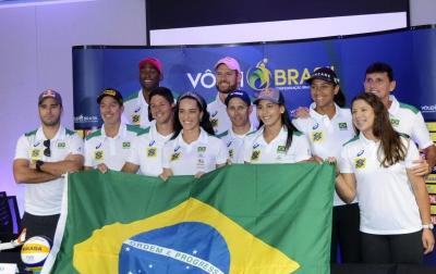 Rio de Janeiro - Coletiva duplas olímpicas Tóquio-2020 - 29.10.2019