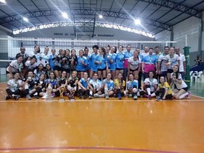 Domingos Martins (ES) - 13.10.2019 - CBS Sub-18 feminino 2ª divisão