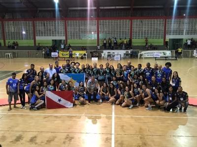 Boa Vista (RR) - 02.10.2019 - CBS Sub-16 2ª divisão
