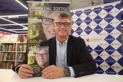 São Paulo (SP) - 02.12.2019 - Lançamento do livro