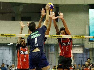 Jaraguá do Sul (SC) - 25.01.2020 - Copa Brasil - Final - Sada Cruzeiro x Sesi-SP