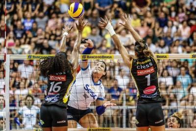 Jaraguá do Sul (SC) - 01.02.2020 - Copa Brasil - Final - Sesc RJ x Dentil/Praia Clube