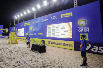 Saquarema (RJ) - 18.09.2020 - Circuito Brasileiro Open de Vôlei de Praia - Torneio Feminino