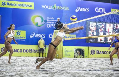 Saquarema (RJ) - 19.09.2020 - Circuito Brasileiro Open de Vôlei de Praia - Torneio Feminino