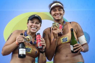 Saquarema (RJ) - 20.09.2020 - Circuito Brasileiro Open de Vôlei de Praia - Torneio Feminino