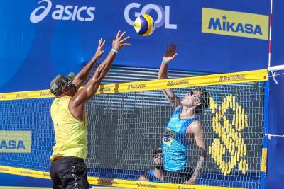 Saquarema (RJ) - 25.09.2020 - Circuito Brasileiro Open de Vôlei de Praia - Qualyfing Masculino