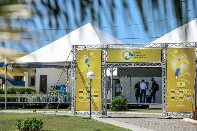 Saquarema (RJ) - 25.09.2020 - Circuito Brasileiro Open de Vôlei de Praia - Torneio Masculino