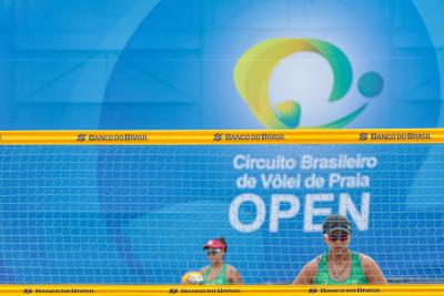 Saquarema (RJ) - 15.10.2020 -Circuito Brasileiro Open de Vôlei de Praia - Qualifying Feminino