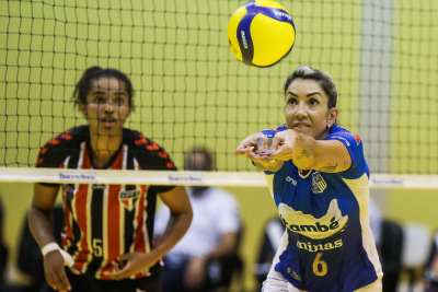 Saquarema (RJ) - 28.10.2020 - Troféu Super Vôlei Banco do Brasil Feminino - Itambém/Minas x São Paulo/Barueri