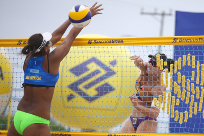 Saquarema (RJ) - 08.11.2020 - Circuito Brasileiro Open de Vôlei de Praia - Torneio Feminino