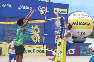Saquarema (RJ) - 12.11.2020 - Circuito Brasileiro Open de Vôlei de Praia Qualifying Masculino