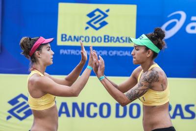 Saquarema (RJ) - 19.11.2020 - Circuito Brasileiro Open de Vôlei de Praia Qualifying Feminino