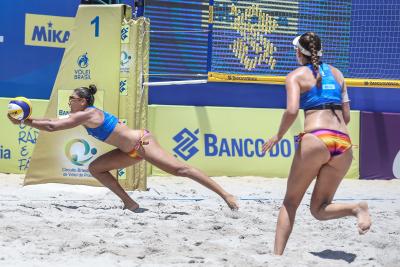 Saquarema (RJ) - 21.11.2020 - Circuito Brasileiro Open de Vôlei de Praia Oitavas de Final Feminino
