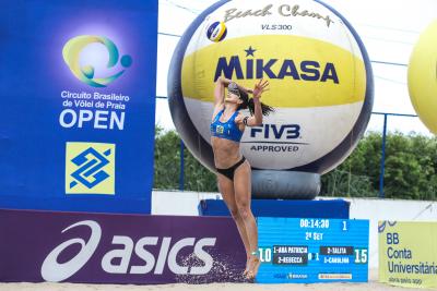 Saquarema (RJ) - 22.11.2020 - Circuito Brasileiro Open de Vôlei de Praia Torneio Feminino