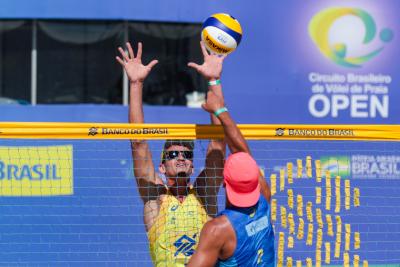 Saquarema (RJ) - 26.11.2020 - Circuito Brasileiro Open de Vôlei de Praia Qualifying Masculino