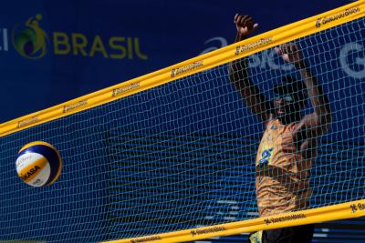 Saquarema (RJ) - 28.11.2020 - Circuito Brasileiro Open de Vôlei de Praia Masculino