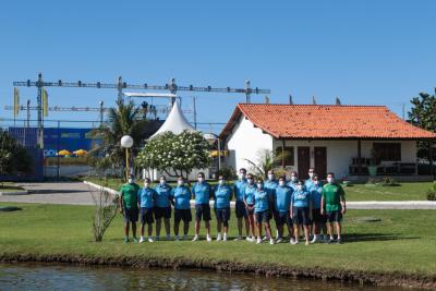 Saquarema (RJ) - 29.11.2020 - Circuito Brasileiro Open de Vôlei de Praia Masculino
