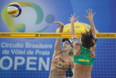 Saquarema (RJ) - 05.12.2020 - Circuito Brasileiro Open de Vôlei de Praia