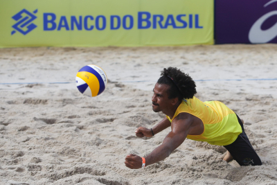 Saquarema (RJ) - 10.12.2020 - Circuito Brasileiro Open de Vôlei de Praia Qualifying Masculino