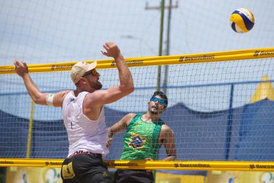 Saquarema (RJ) - 12.12.2020 - Circuito Brasileiro Open de Vôlei de Praia Torneio Masculino