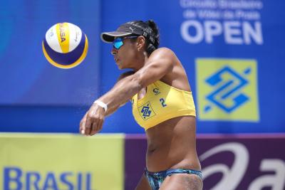 Saquarema (RJ) - 22.01.2021 - 6ª Etapa Open Circuito Brasileiro de Vôlei de Praia - Torneio Feminino