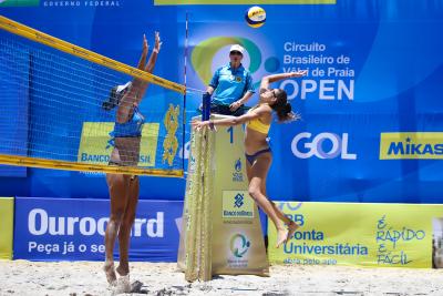 Saquarema (RJ) - 23.01.2021 - 6ª Etapa Open Circuito Brasileiro de Vôlei de Praia - Torneio Feminino