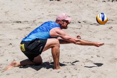 SAQUAREMA (RJ) - 29.01.2021 - 6ª Etapa Open Circuito Brasileiro de Vôlei de Praia - Torneio Principal Masculino