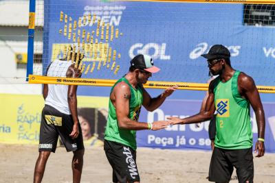Saquarema (RJ) - 30.01.2021 - 6ª Etapa Open Circuito Brasileiro de Vôlei de Praia - Torneio Masculino