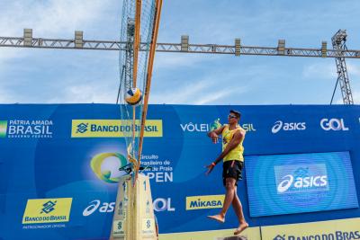 Saquarema (RJ) - 31.01.2021 - 6ª Etapa Open Circuito Brasileiro de Vôlei de Praia - Torneio Masculino