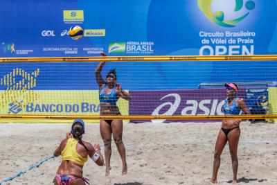 Saquarema (RJ) - 18.02.2021 - 7ª Etapa Open Circuito Brasileiro de Vôlei de Praia - Qualyfing Feminino