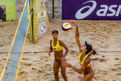Saquarema (RJ) - 19.02.2021 - 7ª Etapa Open Circuito Brasileiro de Vôlei de Praia - Torneio Feminino