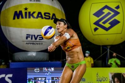Saquarema (RJ) - 20.02.2021 - 7ª Etapa Open Circuito Brasileiro de Vôlei de Praia - Torneio Feminino